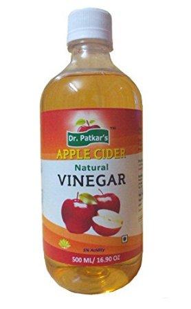 no poo apple cider vinegar