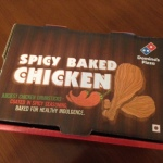 Domino's Spicy Baked Chicken Drumsticks Review