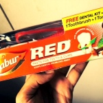 Dabur Red Toothpaste Review