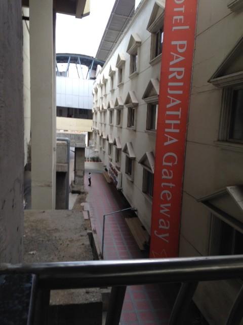 hotel parijatha gateway