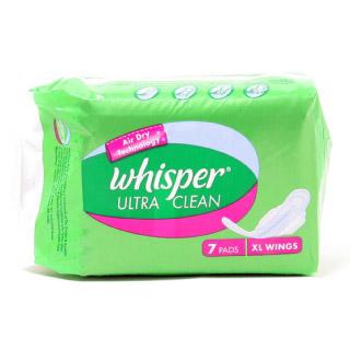 whisper sanitary napkin