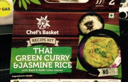 Chef's Basket Thai Green Curry & Jasmine Rice