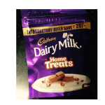 Cadbury's Dairy Milk Home Treats Review