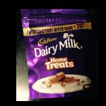 Cadbury's Dairy Milk Home Treats Review