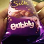 Cadbury's Silk Bubbly – Chocolate Review