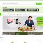 Online Grocery Shopping in India – A Review