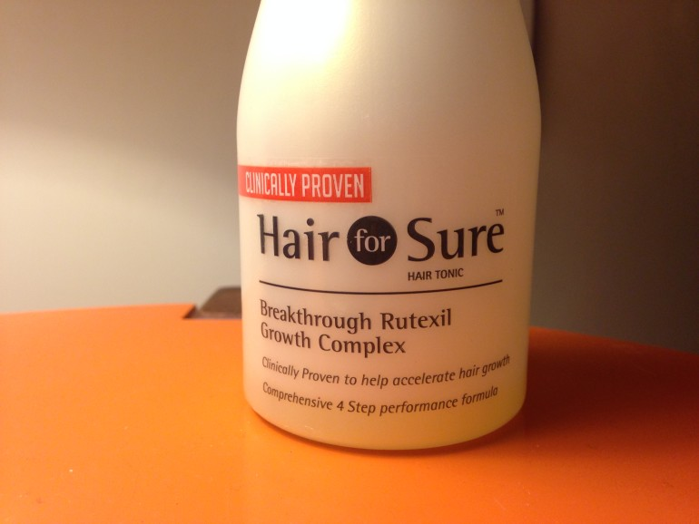 Hair for Sure Hair Tonic