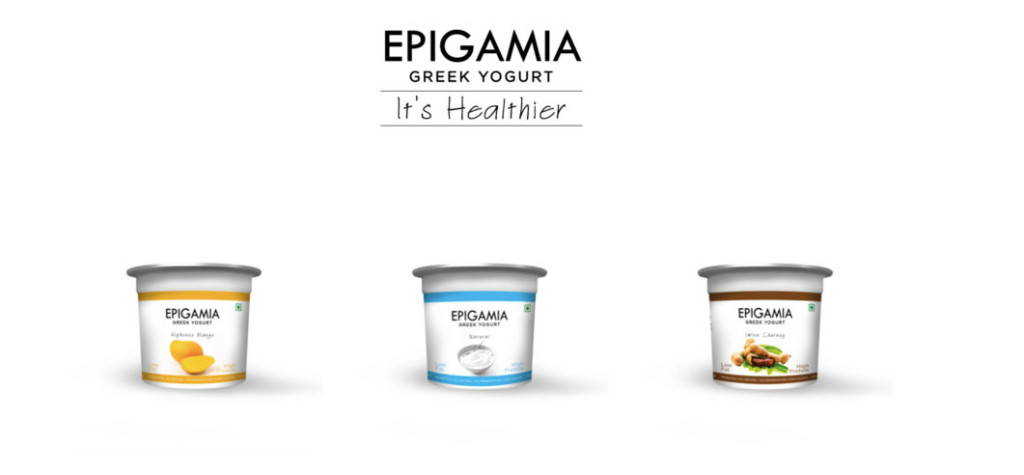 Epigamia Greek Yogurt