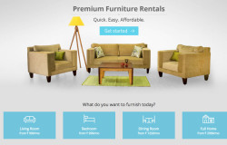 Furlenco Furniture Rentals