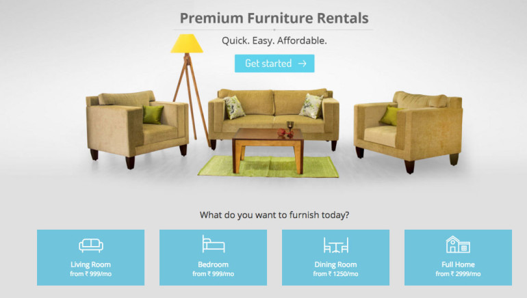 Furlenco furniture rental review Home furniture on rent bangalore