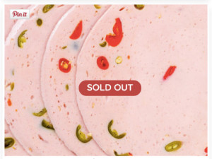 Licious Sold Out