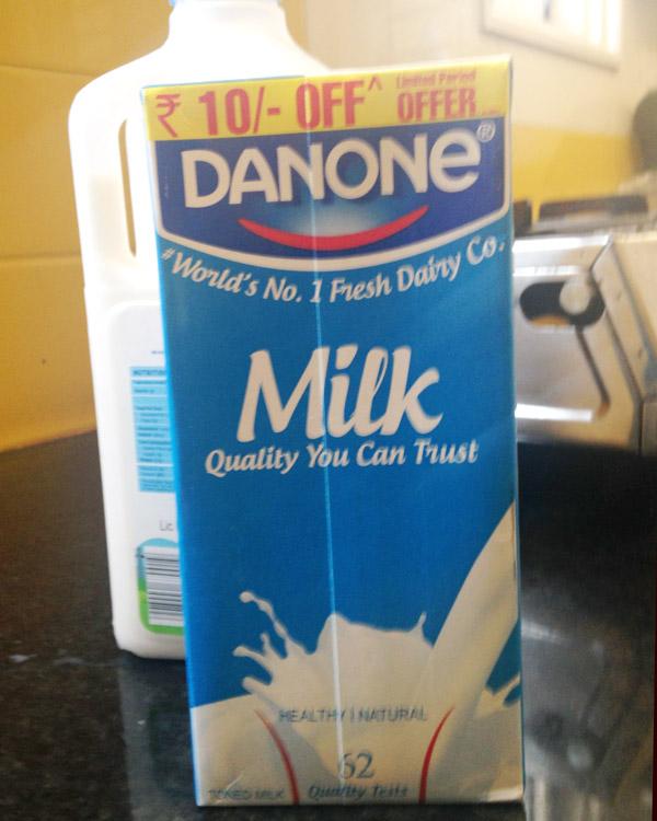 Danone Milk