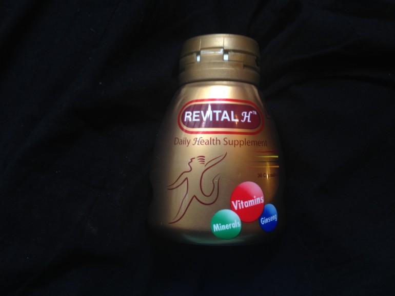Revital H Health Supplement Capsules
