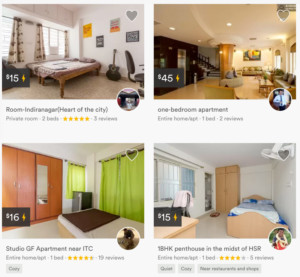 Airbnb review India