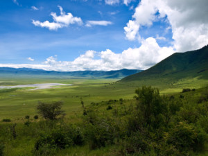 Ngorongoro Crater, Tanzania safari