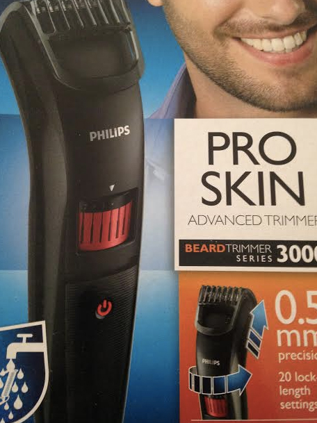 Philips QT 4005 15 Pro Skin Advanced Trimmer