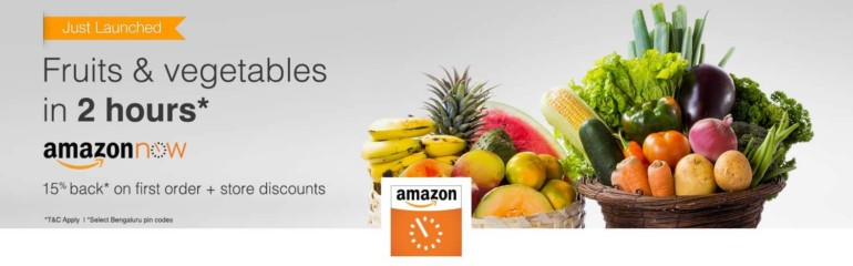 Amazon Now Review