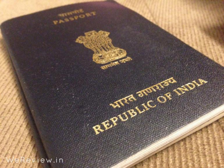 Tatkaal passport India