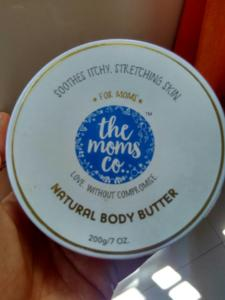 The Moms Co Body Butter Pregnancy