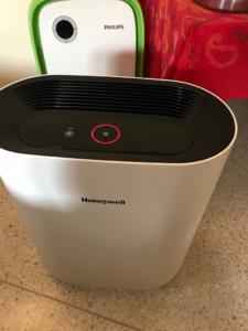 Honeywell Air Purifier View