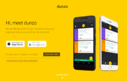 Dunzo review