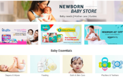 Newborn Baby Shopping List (india)