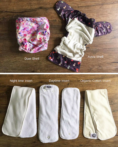 Cloth Diapers by Bumpadum