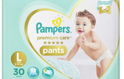 pampers premium pants